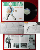LP Eddie Cochran: The Early Years (Ace CHA 237) D 1988