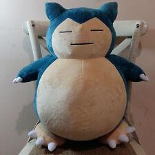 55cm Pocket Monster Big Jumbo Giant SNORLAX Kabigon Pokemon Plush Toy Doll gift