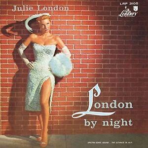 London By Night - Julie London (2017, CD NEUF)