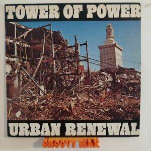 Tower Of Power - Urban Renewal - (VG/VG+) - UK Vinyl Original First Edition L...
