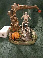 Department 56: Swinging Skeleton - Snow Village Halloween
