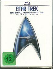 Star Trek Original Motion Picture Collection 1-6 (7 Blu-rays) Deutsche Ausgabe
