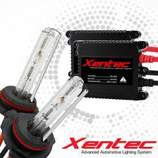 55W HID Xenon Conversion Headlight KIT H7 H8 9005 9006 H4 9003 9004 Hi/Lo Bulbs