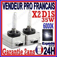 2 AMPOULES XENON D1S 12V 35W 6000K