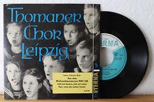ETERNA 520 294 Aus dem Weihnachtsoratorium BWV 248  BACH - Inkl. Fotopostkarte