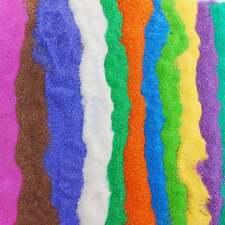 Coloured Sand / Glitter Sand  200g Arts crafts Sand Art