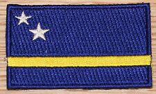 CURACAO Country Flag Embroidered PATCH