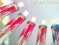 1 tube Wella Color Touch Semi-permanent Hair color 60ml
