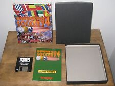 VINTAGE BIG BOX COMPUTER PC GAME EMPIRE SOCCER 1994