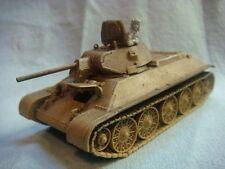 T-34 (STZ) 1/72 resin model tank