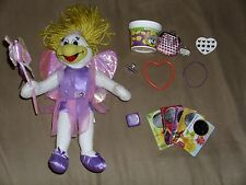 Chuck E Cheese's Limited Edition Helen Plush + Lot