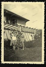Foto-Stuttgart-Gebäude-Architektur-Wohnhaus-Mann-Frau-August-1953-8