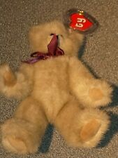 TY Attic Treasures beanie babies bear Abby style 6027, 1992 tush tag