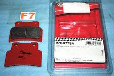 2 plaquette de frein BREMBO APRILIA RS 125 SL 750 SHIVER NA 850 MANA MT125 YZF-R