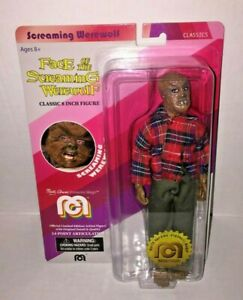 """Mego 2018 Classics Face Of The Screaming Werewolf 8"""" Action Figure Marty Abrams"""