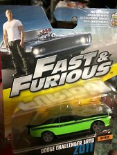 Mattel Fast & Furious 2011 Dodge Challenger SRT8 5/32