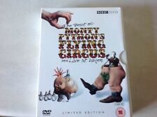 The Best Of Monty Pythons Flying Circus And Live At Aspen Dvd