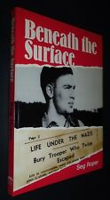 Beneath the Surface - SEG ROPER - 1991 1st Edn - Autobiog - WWII POW - SIGNED PB