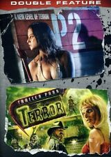 P2 & Trailer Park of Terror [New DVD] Ac-3/Dolby Digital, Dolby, Subtitled, Wi
