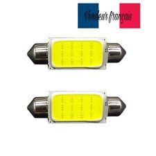 2 Ampoule Navette LED C5W 36mm BLANC XENON  6000k