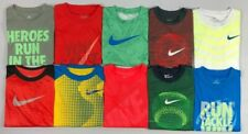 Boy's Little Youth The Nike Tee Athletic Cut Polyester Shirt
