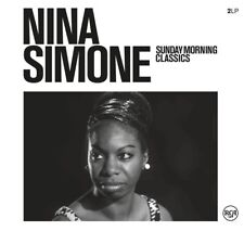 NINA SIMONE - SUNDAY MORNING CLASSICS  2 VINYL LP NEUF