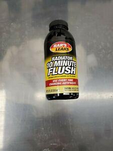 Bars Leak Radiator 10 Minute Flush 12 oz Case Of 6