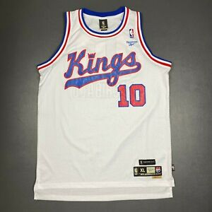 100% Authentic Nate Archibald Reebok Kings HWC Nights Jersey Size XL Mens