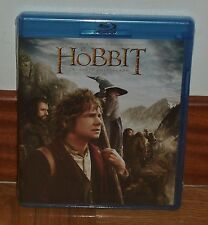 THE HOBBIT UN TRAVEL UNEXPECTED THE HOBBIT BLU-RAY NEW SEALED (WITHOUT OPEN) R2