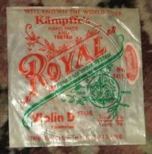 Kampffe's Royal Violin D String Handmade + Tested The String the Artists Use New