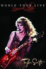 Taylor Swift World Tour Live Speak Now DVD NEW NTSC Region 0