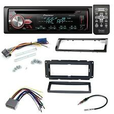 NEW Pioneer Car Audio CD Head Unit.Receiver.SingleDin.AMFM.Remote.MP3.Marine.USB