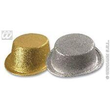 Cappelli e copricapi Widmann per carnevale e teatro oro poliestere