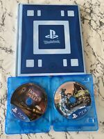 Ps3 Book Of Spells Game And Book
