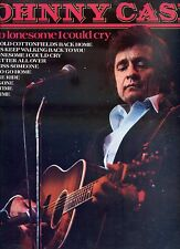 JOHNNY CASH i'm so lonesome i could cry UK 1970 EXLP