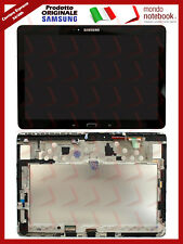 Display LCD con Touch Screen Originale SAMSUNG Galaxy Note 10.1 2014 Edition P60