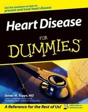 Heart Disease For Dummies-ExLibrary