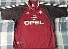 Camiseta Trikot Shirt BAYERN MÜNCHEN Munich Season 1999 Size L Vintage