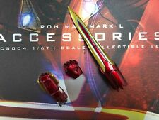 Hot Toys Iron Man Mark L 50 Accessories 1/6 Scale - Katar