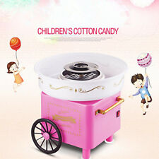 500W Electric Fairy Floss Cotton Candy DIY Maker Machine Commercial Sugar Party