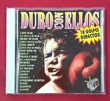 Duro Con Ellos - 1 CD - USADO - MUY BUEN ESTADO