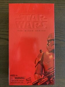 SDCC 2019 Exclusive Hasbro Star Wars Black Series Sith Trooper
