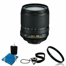 Nikon AF-S DX NIKKOR 18-105mm f/3.5-5.6G ED VR Lens + Best Value Bundle!