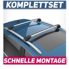 Seat Ibiza V 5-Tür ab 17 Stahl Dachträger Fahrzeugspezifish Kpl.