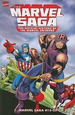 Essential Marvel Saga Volume 2 TPB (v. 2) (TP) Sanderso