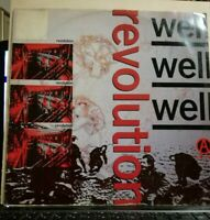 WELL WELL WELL - REVOLUTION - I WILL - BIG RIVER - EP 45 GIRI VIN ILE 1988