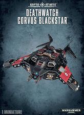 Deathwatch Corvus Blackstar Space Marine Flyer Warhammer 40k NEW