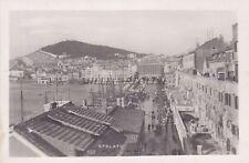 CROATIA - Spalato/Split - Vista del Porto - Foto Cartolina 1942