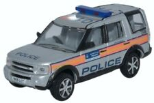 OXFORD 76LRD007 - 1/76 LAND ROVER DISCOVERY 3 MET.POLICE
