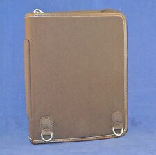 125 Rings Compact Brow Microfiberleather Trim Franklin Covey Plannerbinder